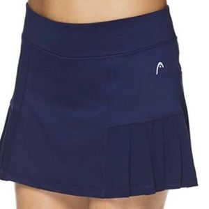 NWT Head tennis skirt (active wear,exercise skirt)